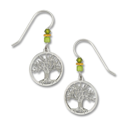 Tree of Life - silver colorway