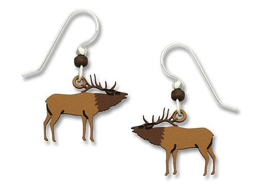 Elk - bugling