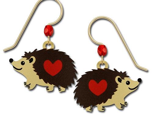 Hedgehog w/ Heart