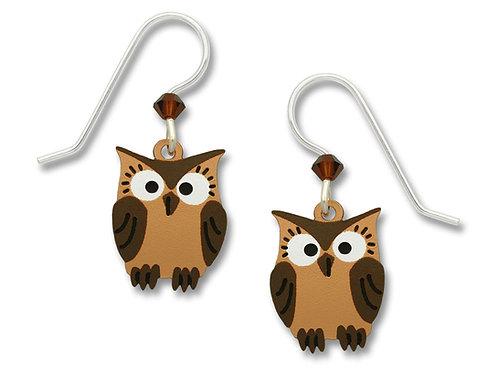Who? Cross-eyed Owl