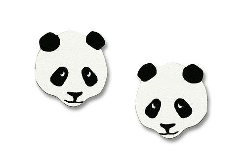 Panda face posts