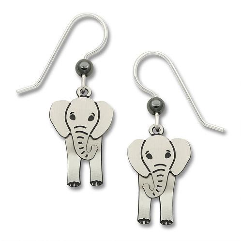 2-Part Elephant w/Swaying Head