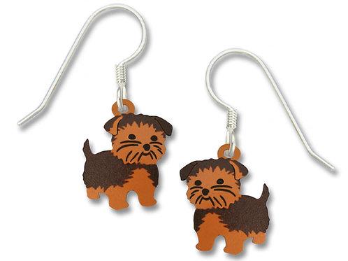 Yorkshire Terrier Earrings