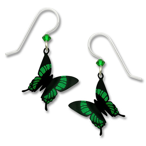 """Green Malachite"" butterfly"