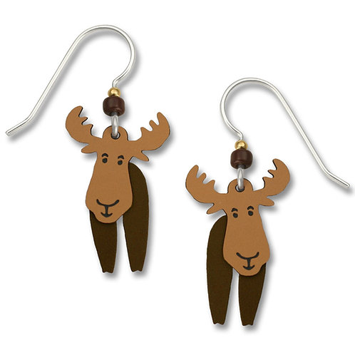 Two Part Moving Moose
