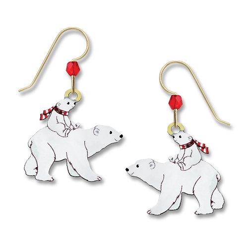 Polar Bear w/Cub