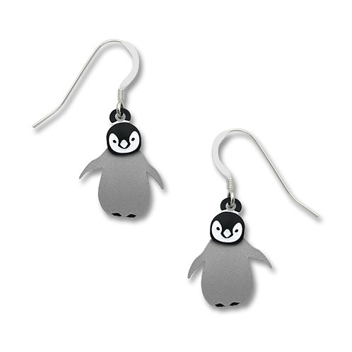 Two part baby penguin