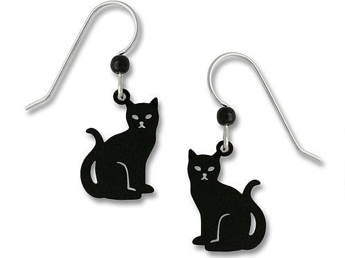 """""""Niki"""" Black Cat"""