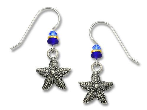 Starfish Charm Earring
