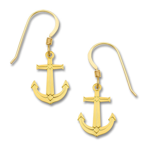 Gold Plate Anchor