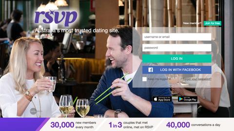 DatingAdvice.com reviews RSVP.com.au