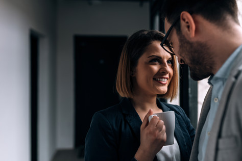 Dating and the workplace do they mix?