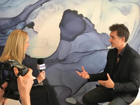 WATCH: John Aiken talks all things Valentine's Day