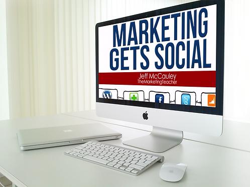 Marketing Gets Social