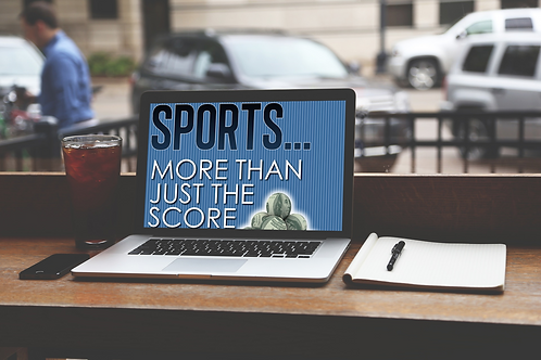 Sports . . . More Than Just the Score