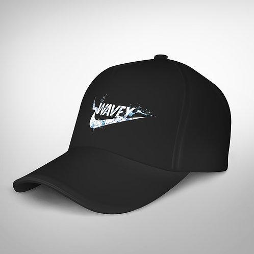 Wavey Splash Snapback cap