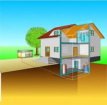Grafik Luftwärmepumpe