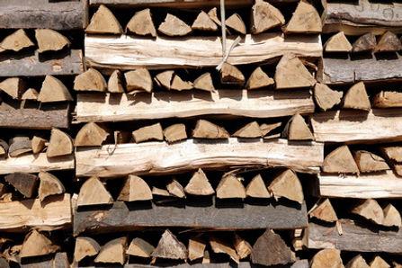 Stückholz Heizung
