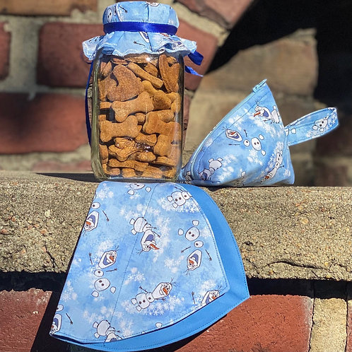 Olaf Mason Jar Set