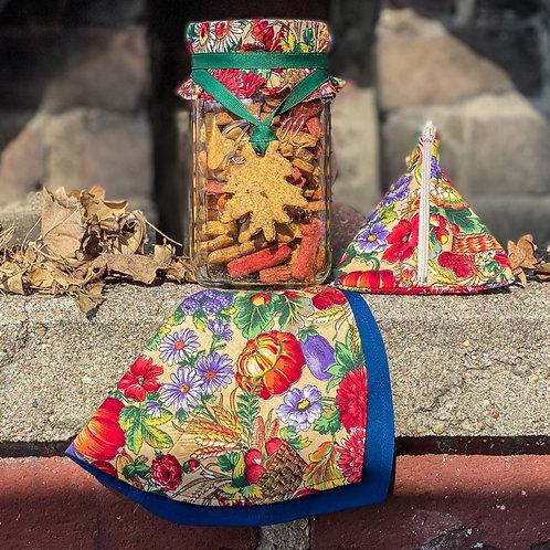 Harvest Mason Jar Set