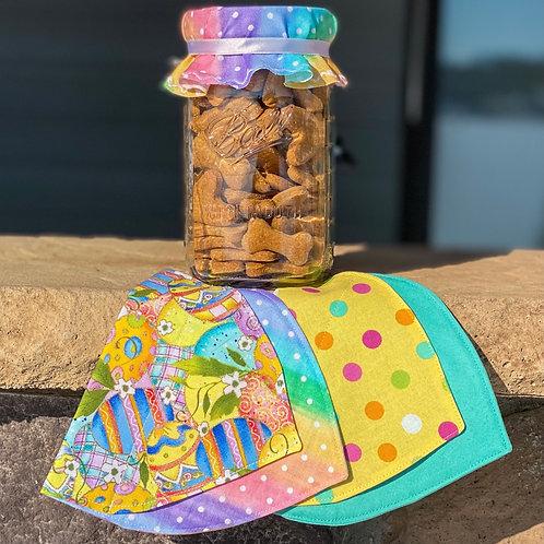 Happy Easter Mason Jar Set