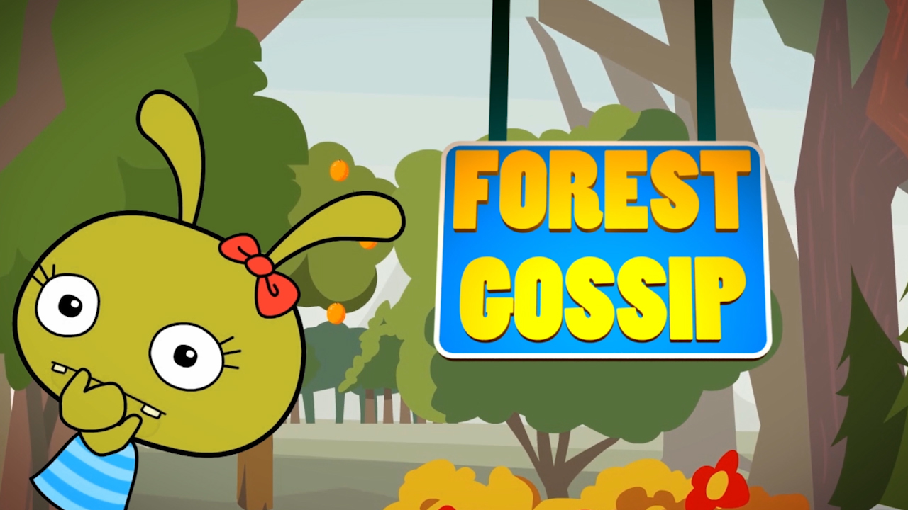 Intro Animation for a cartoon
