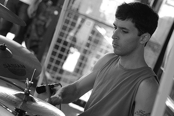 I love drumming