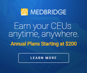 Looking To Become A Board Certified Clinical Specialist? MedBridge Can Help Get You There!