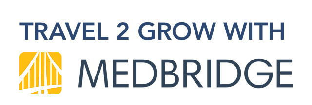Travel 2 Grow with MedBridge: Professional Growth & Development Just Got Easier!