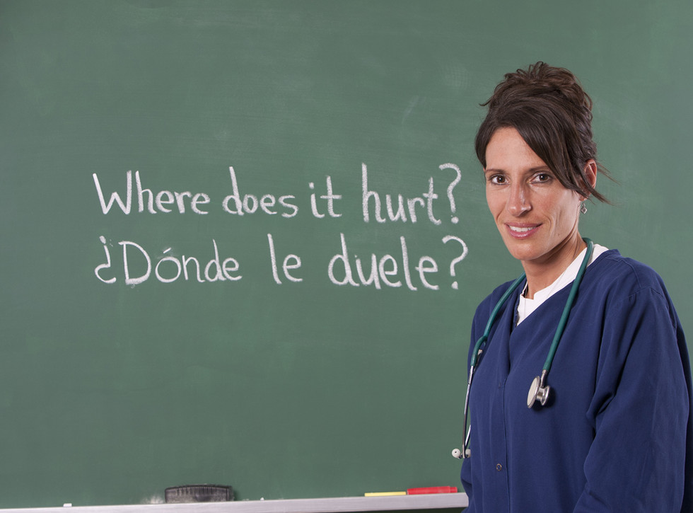Medical Spanish for Rehabilitation Professionals? Yay or Nay?