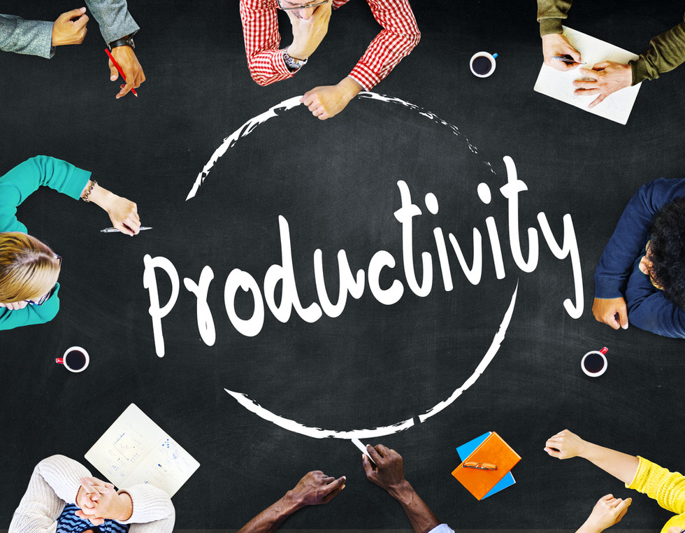 Productivity - What Does That Even Mean?!?!