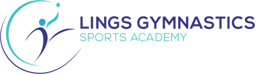 Lings Gymnastics Sports Academy Logo