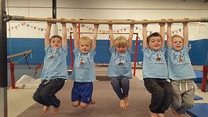 Lings Gymnastics Sports Academy Pre Schoolers