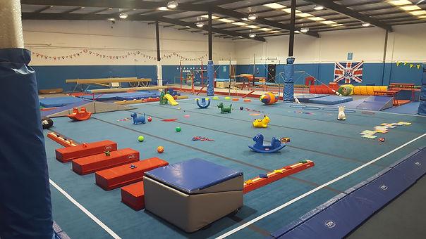 Lings Gymnastics Sports Academy Gym