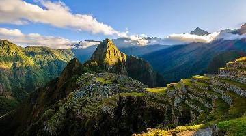Machu Picchu uma das 7 maravilhas do mundo