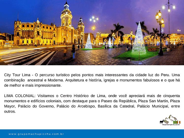 LIMA PERU CAPITAL