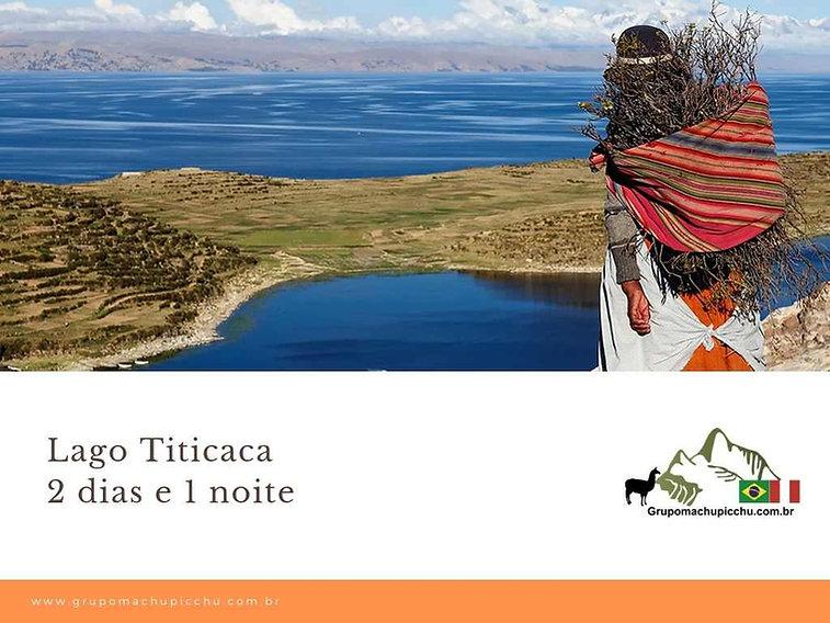 lago titicaca vivencial 2 dias
