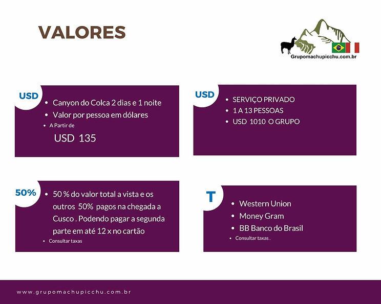 preço-do-passeio-arequipa-tour-2-dias