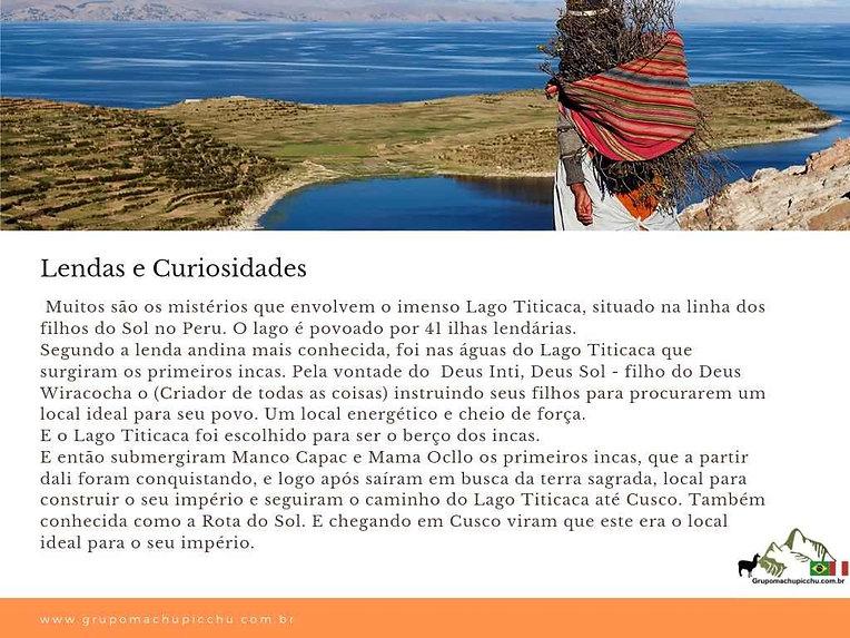 lago titicaca especial