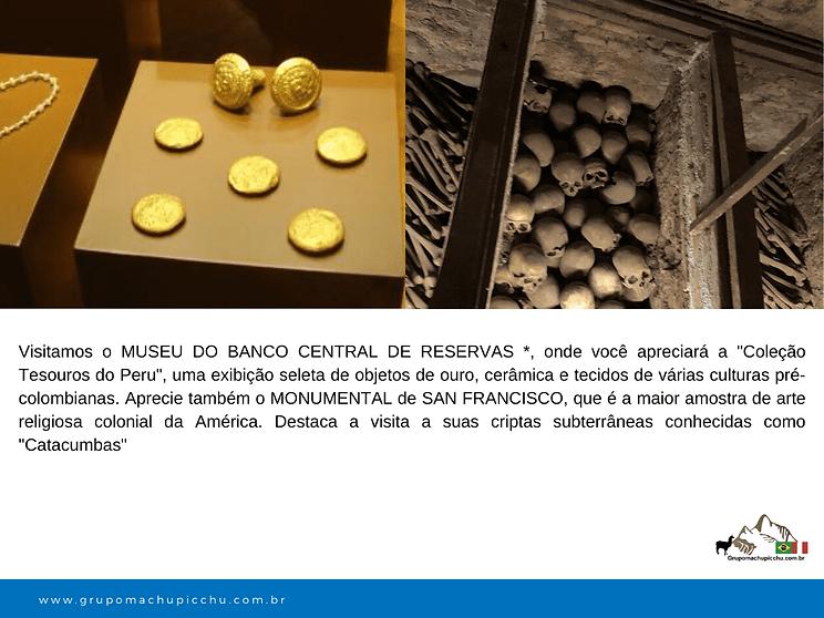 mUSEU DA RESERVA DO PERU