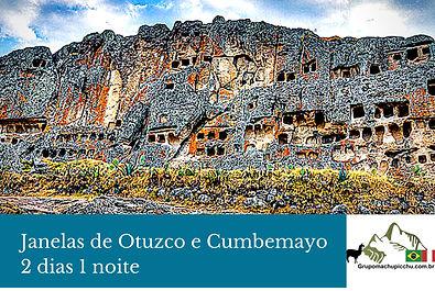 Janelas de Otuzco e cumbemayo passeio 2