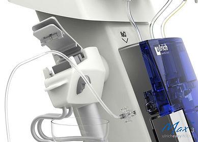 Max 3 Patient Tubing Air Sensor Syringeless Contrast Injector