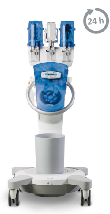 Ulrich CT Motion Multi Use Contrast Injector