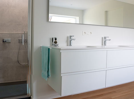 volledige badkamerrenovatie   badkamer renovatie West-Vlaanderen