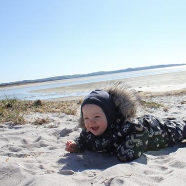 Stranden Ellinge Lyng Victor