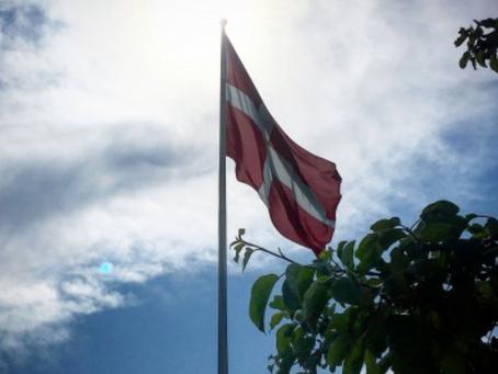 Den flotteste flagstang i nabolaget