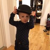 Victor er klar til nytår 2016