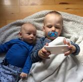 Hygge med storebror