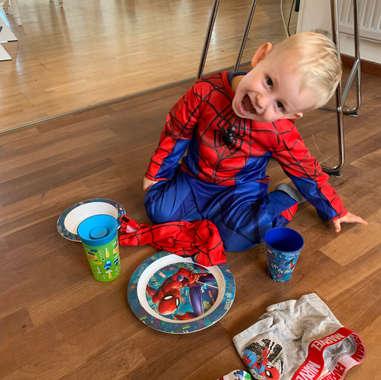Spiderman 18/1-2020