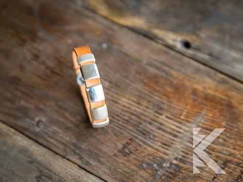 Dodge Silver Bracelet